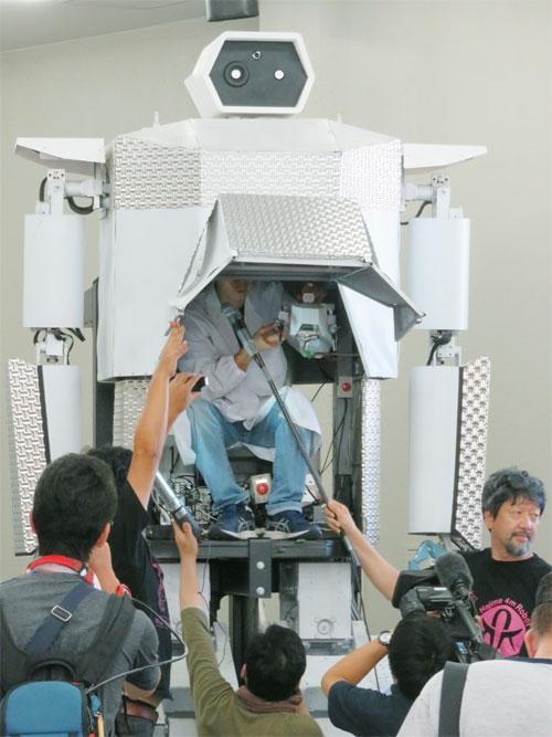 4メートル ロボット