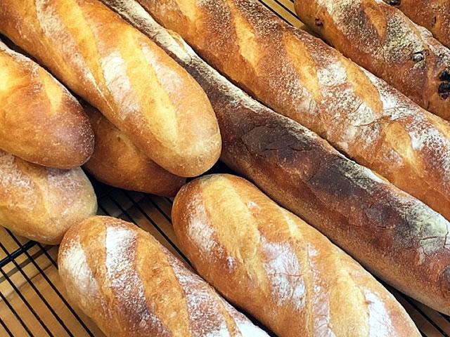 フランスパン作りの道具