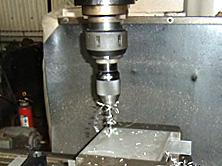 機械加工(旋盤・フライス・マシニング)